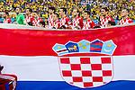 Croatia team group (CRO), JUNE 12, 2014 - Football / Soccer : FIFA World Cup Brazil 2014 Group A match between Brazil 3-1 Croatia at Arena de Sao Paulo in Sao Paulo, Brazil. (Photo by Maurizio Borsari/AFLO)