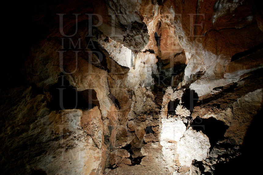 Le Grotte di Toirano<br /> Toirano Caves.<br /> UPDATE IMAGES PRESS/Riccardo De Luca