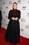 BEVERLY HILLS, CA - JANUARY 20: Actress/rapper Abbie Cornish attends the 29th Annual Producers Guild Awards at The Beverly Hilton Hotel on January 20, 2018 in Beverly Hills, California.