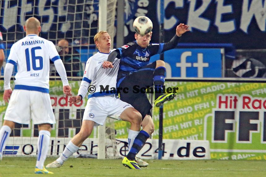 Markus Ziereis (FSV)- FSV Frankfurt vs. Arminia Bielefeld, Frankfurter Volksbank Stadion