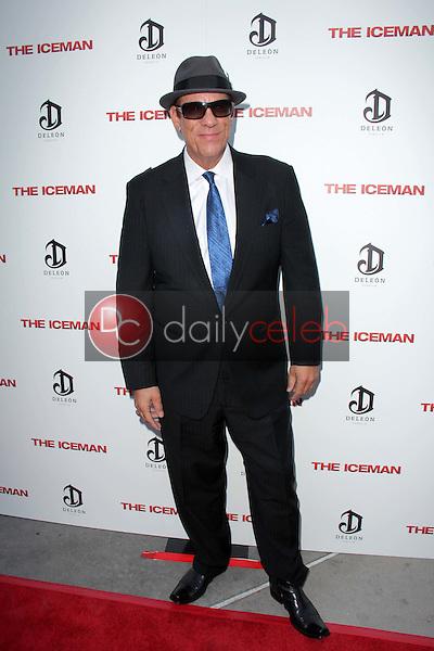 "Robert Davi<br /> at ""The Iceman"" Red Carpet, Arclight Theater, Hollywood, CA 04-22-13<br /> David Edwards/DailyCeleb.Com 818-249-4998"