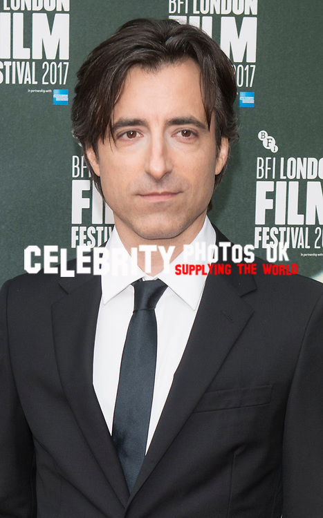 Noah Baumbach at the 'The Meyerowitz Stories' premiere, BFI London Film Festival, UK  6th Oct 2017