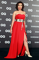 Adriana Paz attends the 2017 'GQ Men of the Year' awards. November 16, 2017. (ALTERPHOTOS/Acero)