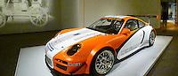 Porsche Type 911 GT3 R Hybrid Race Car Prototype, 2010, Courtesy of the Porsche Museum,by Jonathan Green