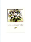FB 401,  5x7 postcard,  Heritage Oak,  Beauty Ranch,  Jack London State Historic Park
