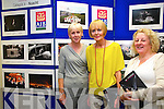 AIB Photojournalism Exhibition : Attending the AIB Photojournalism Exhibition of Photos  2014 at the AIB, Listowel  on Monday evening last were Toni Quilter, Myra Crowley & Louisen Carey.