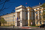 Kancelaria Prezesa Rady Ministrów w Alejach Ujazdowskich, Warszawa, Polska<br /> Chancellery of the Prime Minister of Poland in Aleje Ujazdowskie, Warsaw, Poland