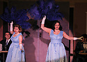 """CSTOCK is presenting the musical  """"White Christmas"""" Dec 2-18 at their Silverdale theater. This production  adaptation features seventeen Irving Berlin songs. Actors Amy Anderson and Emileigh Kershaw perform a dance number during rehearsal Monday. Brad Camp 