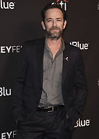 "HOLLYWOOD, CA - MARCH 25:  Luke Perry at PaleyFest 2018 - ""Riverdale"" at the Dolby Theatre on March 25, 2018 in Hollywood, California. (Photo by Scott KirklandPictureGroup)"