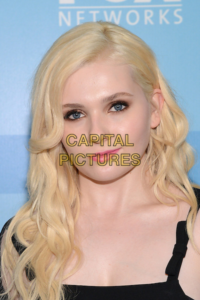 NEW YORK - MAY 11: Actress Abigail Breslin arrives at the 2015 FOX Programming Presentation Post Party at the Wollman Rink in Central Park on May 11, 2015 in New York City. <br /> CAP/MPI/PGCS<br /> &copy;PGCS/MPI/Capital Pictures
