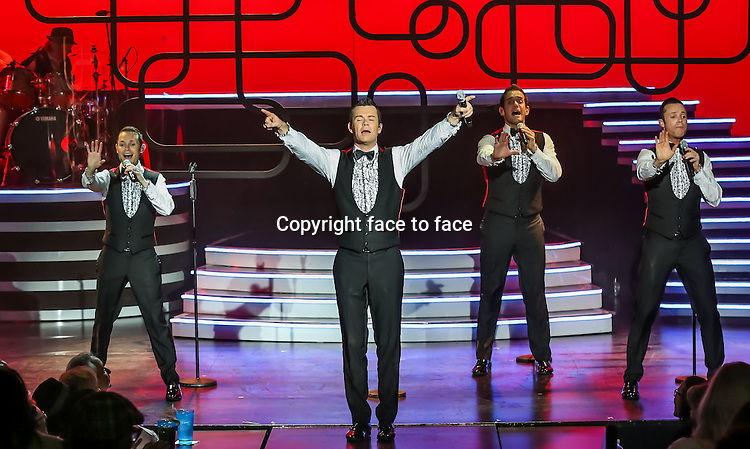 Human Nature performs their final show at The Human Nature Theater at Imperial Palace on November 25, 2012 in Las Vegas, Nevada. Human Nature will make a special announcement soon about future performances in Las Vegas. ..Credit: MediaPunch/face to face..- Germany, Austria, Switzerland, Eastern Europe, Australia, UK, USA, Taiwan, Singapore, China, Malaysia and Thailand rights only -