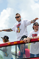 Miami Heat NBA Championship Parade 2013