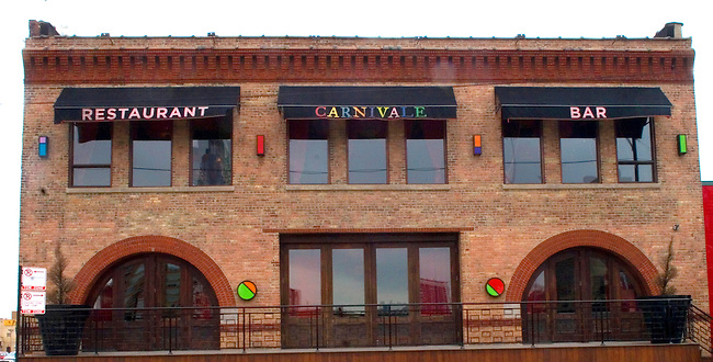 Carnivale Restaurant, Chicago, Illinois