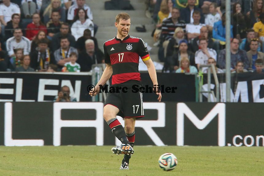 Per Mertesacker (D) - Deutschland vs. Kamerun, Mönchengladbach