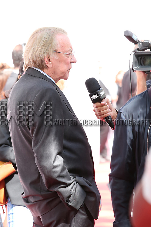 Donald Sutherland attends the 'The Leisure Seeker'' premiere during the 2017 Toronto International Film Festival at Roy Thomson Hall on September 9, 2017 in Toronto, Canada.