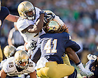 10.10.15 Gameday ND vs. Navy