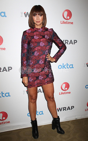 NEW YORK, NY - JUNE :  Jackie Cruz attends TheWrap's 2nd Power Women Breakfast New York Honoring Influential Women of Entertainment, Media, Technology and Brands in New York, New York on June 9, 2016.  Photo Credit: Rainmaker Photo/MediaPunch