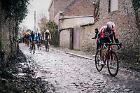 Rémy Mertz (BEL/Lotto-Soudal)<br /> <br /> 51th Le Samyn 2019 <br /> Quaregnon to Dour (BEL): 200km<br /> <br /> ©kramon