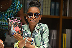 CORAL GABLES, FL - JUNE 15: Bria Williams daughter of Bryan ?Birdman? Williams greet fans and sign copies of their book Paparazzi Princesses at Books and Books on June 15, 2013 in Coral Gables, Florida. (Photo by Johnny Louis/jlnphotography.com)