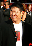Actor Jet Li arrives at the 2008 ESPY Awards held at NOKIA Theatre L.A. LIVE on July 16, 2008 in Los Angeles, California.