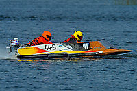 44-S, 199-M        (Outboard Hydroplanes)