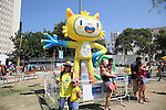 General view, <br /> AUGUST 17, 2016 : <br /> the Rio 2016 Olympic Games in Rio de Janeiro, Brazil. <br /> (Photo by Yohei Osada/AFLO SPORT)