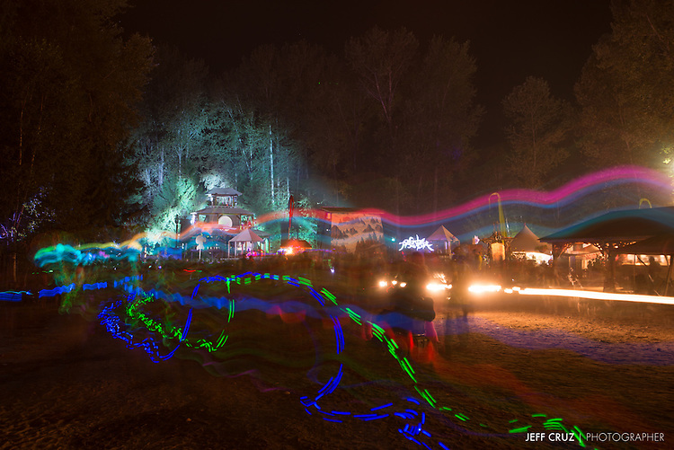 Photos of Shambhala Music Festival in 2013