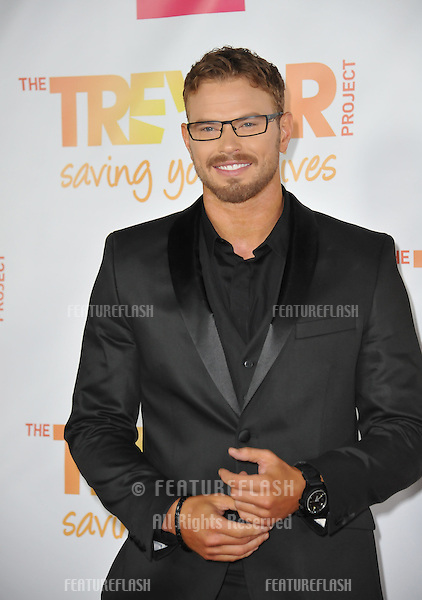 Kellan Lutz at the 2014 TrevorLIVE Los Angeles Gala at the Hollywood Palladium.<br /> December 7, 2014  Los Angeles, CA<br /> Picture: Paul Smith / Featureflash