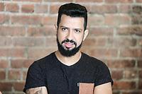 NOVA YORK, EUA, 1.09.2018 - BR DAY-EUA - Dennis DJ durante coletiva de imprensa do BRDayNew York 2018 no WeWork Soho, em Nova York nos Estados Unidos neste sábado, 01.(Foto: Vanessa Carvalho/Brazil Photo Press)
