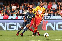 Henrique Dalbert Inter<br /> Benevento 01-10-2017  Stadio Ciro Vigorito<br /> Football Campionato Serie A 2017/2018. <br /> Benevento - Inter<br /> Foto Cesare Purini / Insidefoto