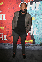 03 January 2018 - Los Angeles, California - Chike Okonkwo. Showtime's &quot;The Chi&quot; Los Angeles Premiere held at Downtown Independent.     <br /> CAP/ADM/FS<br /> &copy;FS/ADM/Capital Pictures