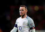 Wayne Rooney of England during the FIFA World Cup Qualifying Group F match at Wembley Stadium, London. Picture date: November 11th, 2016. Pic David Klein/Sportimage