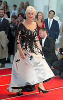 Helen Mirren at the &quot;The Leisure Seeker (Ella &amp; John)&quot; premiere, 74th Venice Film Festival in Italy on 3 September 2017.<br /> <br /> Photo: Kristina Afanasyeva/Featureflash/SilverHub<br /> 0208 004 5359<br /> sales@silverhubmedia.com