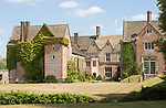 West wing of Littlecote House Hotel, Hungerford, Berkshire, England, UK