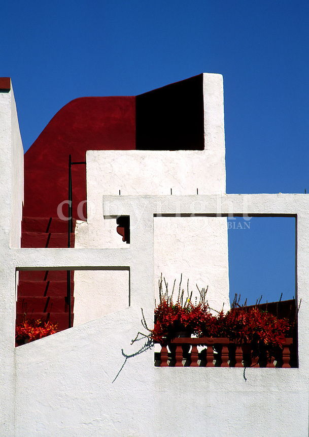 Detail of a house in Tenerife, Spain, Europe