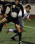 Bloomfield Hills Lahser at Farmington, boys varsity soccer, 9/22/11
