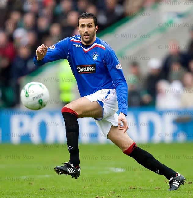 Brahim Hemdani, Rangers