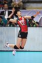 Saori Kimura (JPN), November 16,2011 - Volleyball : FIVB Women's World Cup 2011, 4th Round match between Japan 3-0 Kenya at Yoyogi 1st Gymnasium, Tokyo, Japan. (Photo by Daiju Kitamura/AFLO SPORT) [1045]