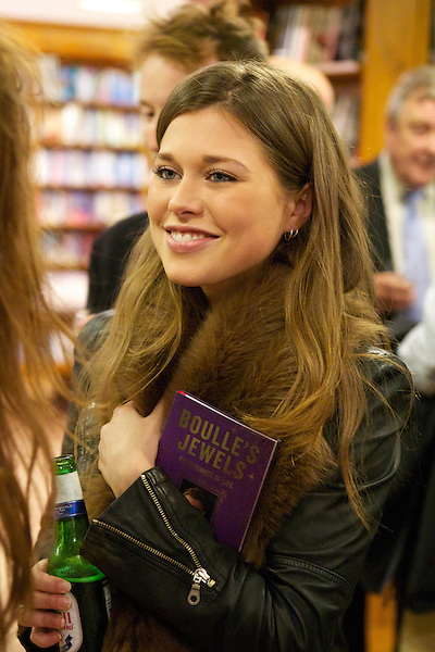 Rebecca Hoffnung at Francis Boulle's Book Launch