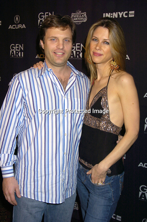 "Justin Bruening ..at The Gen Art Film Festival Opening Night premiere of Kevin Bacon's ""Loverboy"" on April 6, 2005 at the Ziegfeld ..Theatre. ..Photo by Robin Platzer, Twin Images"