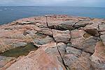 Rocky Coast, Green Cove, Cape Breton Highlands Nat Park, Nova Scotia, Canada