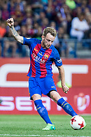 Ivan Rakitic of FC Barcelona during the match of  Copa del Rey (King's Cup) Final between Deportivo Alaves and FC Barcelona at Vicente Calderon Stadium in Madrid, May 27, 2017. Spain.. (ALTERPHOTOS/Rodrigo Jimenez) <br /> the match of  Copa del Rey (King's Cup) Final between Deportivo Alaves and FC Barcelona at Vicente Calderon Stadium in Madrid, May 27, 2017. Spain.. (ALTERPHOTOS/Rodrigo Jimenez) /NortePhoto.com