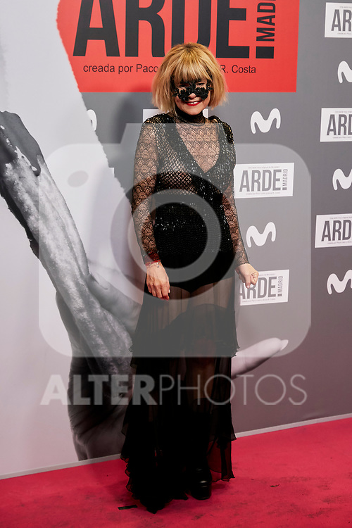 Eugenia Martinez de Irujo attends to ARDE Madrid premiere at Callao City Lights cinema in Madrid, Spain. November 07, 2018. (ALTERPHOTOS/A. Perez Meca)