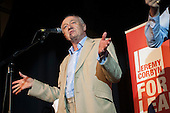 Ken Livingstone.  Grassroots for Jeremy. 1500 people attend a rally in support of Jeremy Corbyn for Labour Leader. Camden Centre, London.