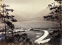 BNPS.co.uk (01202 558833)<br /> Pic: DominicWinterAuction/BNPS<br /> <br /> Happy Valley race course was some way from the built up areas of Hong Kong island.<br /> <br /> Revealed - A fascinating photo album from the very early days of British Hong Kong...long before the skyscrapers covered it over.<br /> <br /> The 150 year old photos of Hong Kong taken by one of the first British photographers to venture to the Far East have emerged for sale for £15,000.<br /> <br /> John Thomson, who was also a geographer, left Edinburgh for Singapore in 1862 and spent the following decade travelling the region.<br /> <br /> He explored a decidely low-rise Hong Kong from 1868 to 1870, taking numerous pictures of the rapidly expanding settlement and its industrious inhabitants.<br /> <br /> They capture the area, which is currently engulfed in unrest and protest, at a far more tranquil time.<br /> <br /> The photos are being sold with auction house Dominic Winter, of Cirencester, Gloucs.