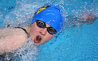 PICTURE BY VAUGHN RIDLEY/SWPIX.COM - Swimming - British International Disability Swimming Championships 2012 - Ponds Forge, Sheffield, England - 08/04/12 - Ffion Butler competes in the Women's MC 400m Freestyle Heats.