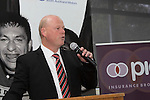 CMRFU CEO Andrew Maddock. Counties Manukau Rugby Unions Junior Prize giving held at ECOLight stadium on Thursday October 22nd 2015. Photo by Richard Spranger