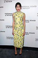 NEW YORK, NY - JANUARY 08: Gemma Chan at The National Board of Review Annual Awards Gala at Cipriani in New York City on January 8, 2019. <br /> CAP/MPI99<br /> ©MPI99/Capital Pictures