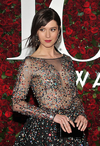 NEW YORK, NY - JUNE 12: Mary Elizabeth Winstead at the 70th Annual Tony Awards at The Beacon Theatre on June 12, 2016 in New York City. Credit: John Palmer/MediaPunch