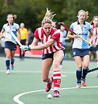 AMSTELVEEN - Pien van Nes (HDM)  Hoofdklasse competitie dames, Hurley-HDM (2-0) . FOTO KOEN SUYK